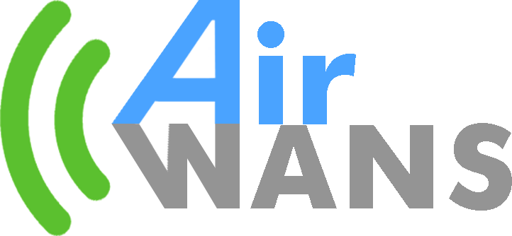 Air Wans Wireless Internet logo